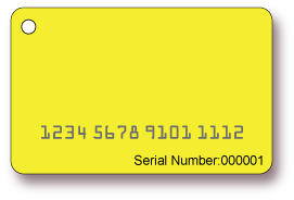Number-card